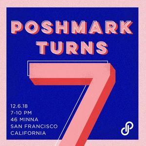 Poshmark's 7th Birthday